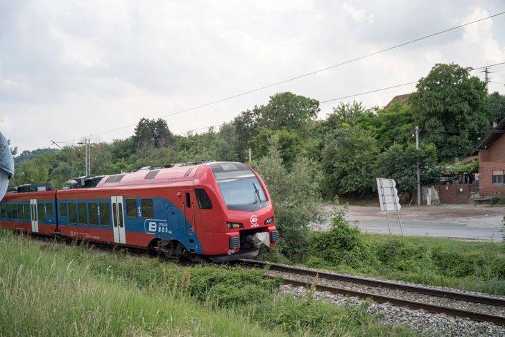 Novi sad train