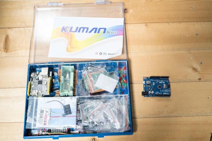 Arduinoの互換品セット